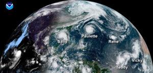 2020 Atlantic Named Storms